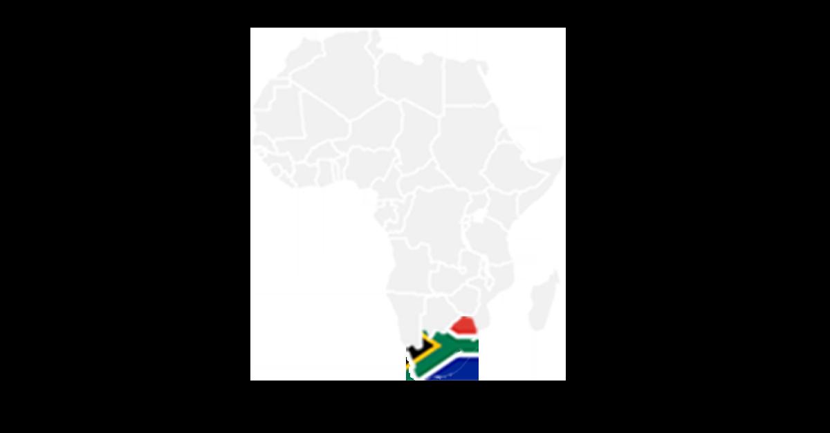 Sudafrica-mappa-africa